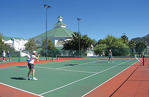 Camps Bay Village Camps Bay Tennis Club