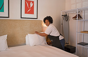 Dewaterkant Village Housekeeping