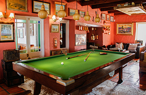 The Farmhouse Hotel The Games Room