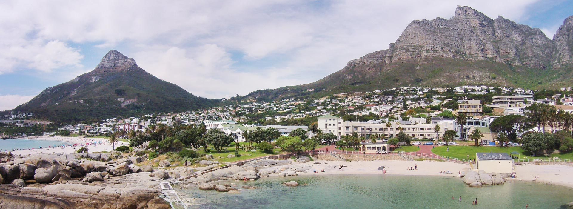 Camps Bay Village - Beach View