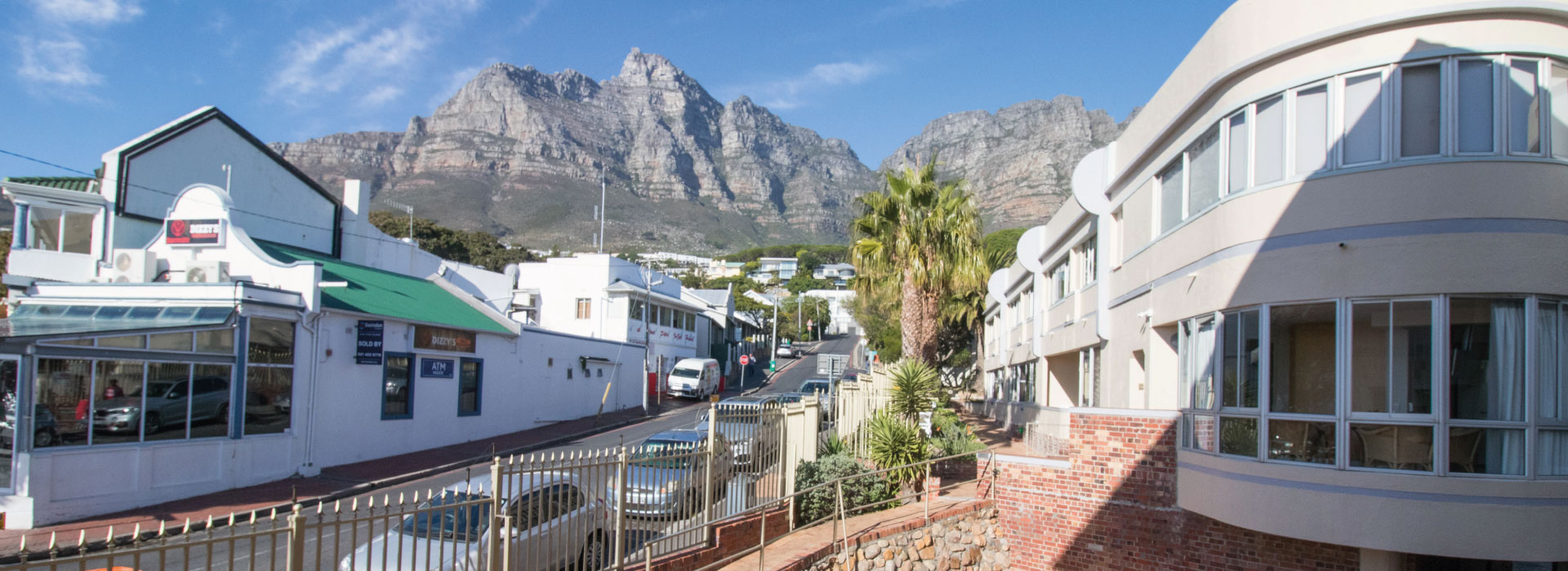 Camps Bay Village - Apartment Sea View