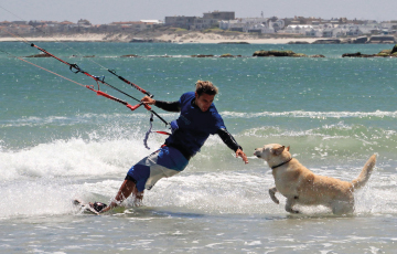 Village n Life - Kite Quarters Kite Surfing